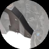 Control Arm Skid Plates