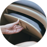 Glove Boxes & Cup Holders