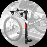 Hitch Mount Bike Racks