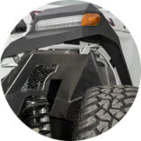Off-Road Fender Liners