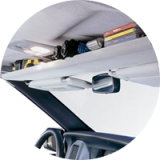 Overhead Storages