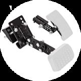 Pedal Hardware