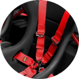 Seat Belts Racing Harnesses