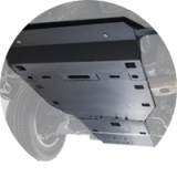 Transfer Case Skid Plates