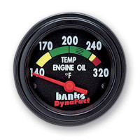 Banks Power® - Engine Oil Temp Gauge Kit 99-03 Ford ...   64111