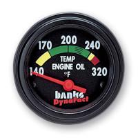 Banks Power® - Engine Oil Temp Gauge Kit Dodge 5.9L ...   64130