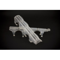 Daystar® - Clear Shock and Steering Stabilizer Armor | KU71112CL