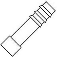 LKQ® - A/C Fitting Inner/Outer Weld-On | FTT010282