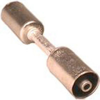 LKQ® - A/C Fitting, Straight Splicer without Service... | FTT010362