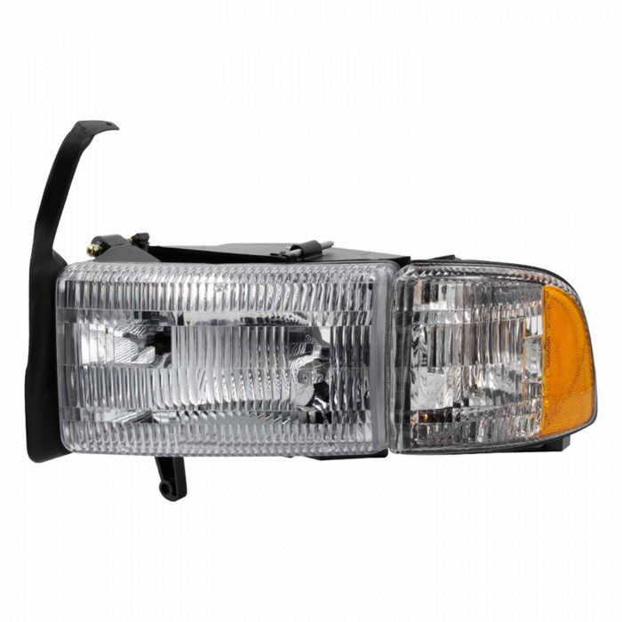 Spyder® - XTune Headlight (Driver Side)