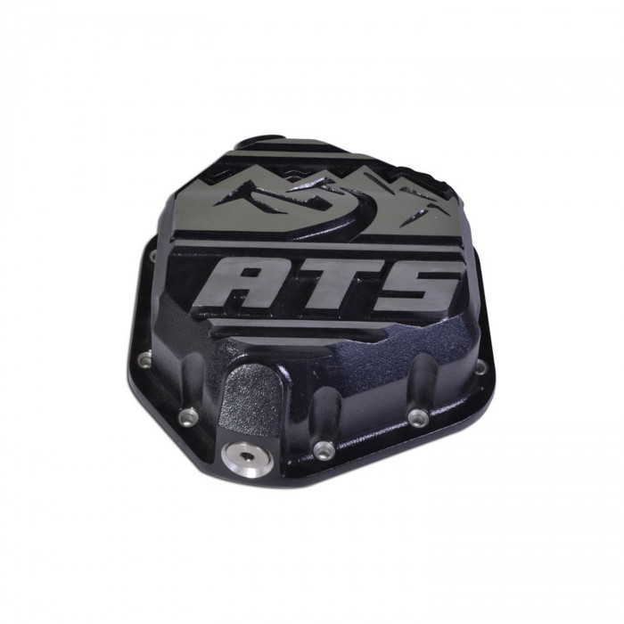 Dodge 03 14 Bolt 11.5-inch Axle 01 ATS Protector Rear Differential Cover GM