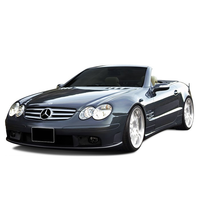 Aero Function® - AF-1 Style Front Bumper Cover Mercedes-Benz
