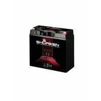 Metra® - Shuriken AGM 12V Battery | SK-BT20