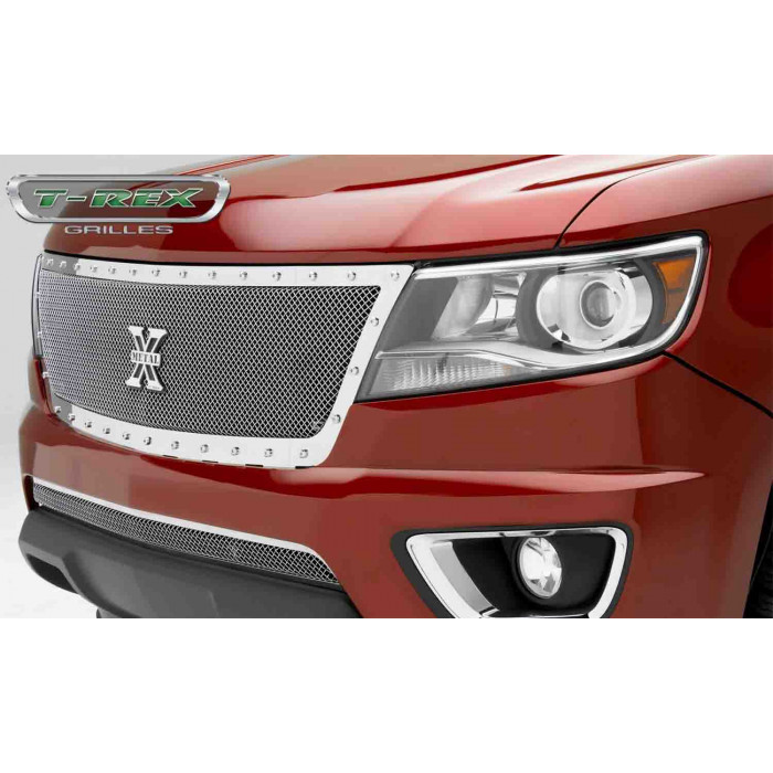 T-Rex - X-Metal Series Formed Mesh Grille for 2015 Chevrolet Colorado