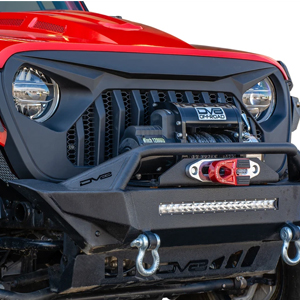 At DV8 Off-Road they build durable, long lasting parts that compliment the natural lines of a Jeep.