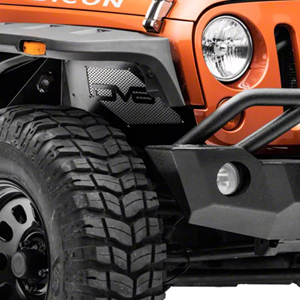 DV8 Off Road understands Jeeps and the importance of creating a product that stands the test of time on and off the trail.