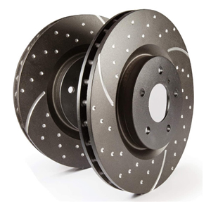 EBC has strongly pursued its philosophy that brake pads and rotors are safety products, and are best hand crafted to maximum focus on high quality.