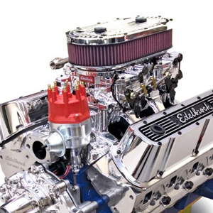 Edelbrock products start with an original thought or idea that then has to be translated into a working model.