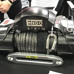 Choose from Engo wide selection to find the electric winch, electric trailer winch or electric boat winch to cover all of your hauling and recovery needs.