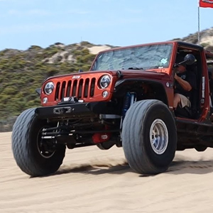 With EVO Manufacturing you can customize you Jeep with USA-made high-quality components.