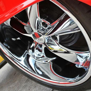 Foose Wheels can offer custom finishes on any wheel and shortest possible delivery times.
