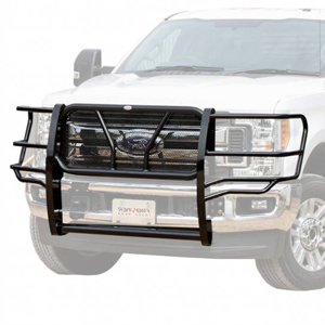 The company specializes in manufacturing high quality front and rear bumpers as their key products.