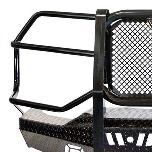 Frontier bumpers, grille guards, and other products are designed to be mounted easily directly to your SUV's or truck's frame.