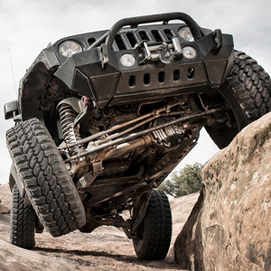 G2 Axle & Gear has the solution for the enthusiast looking for increased braking power on a vehicle that has been lifted and has oversized tires.