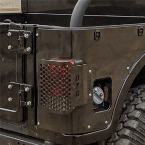 The Max-Bilt Valance Armor adds protection to the rear of your Jeep. Includes all necessary hardware for installation. Drilling required.