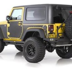 Max-Bilt products provide a nice clean, tucked up, sleek look for your Jeep undercarriage.