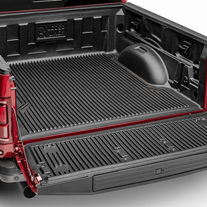 Rugged Liner bed liners are made with durable polyethylene material that absorbs daily impacts to protect your truck's bed against dents and scratches.