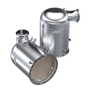 Skyline diesel particulate filters (DPF) are available for a wide variety of 2007 and later heavy-duty and medium-duty on-highway diesel applications.