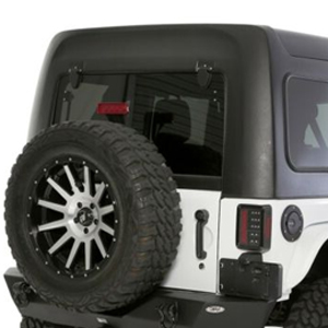 You can now make your 07 + Jeep Wrangler even more useful with Smittybilt's new Safari Hard Top.