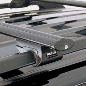 Maximize the cargo space and storage capacity of your truck with an all new Overland Cargo Rack from Westin.